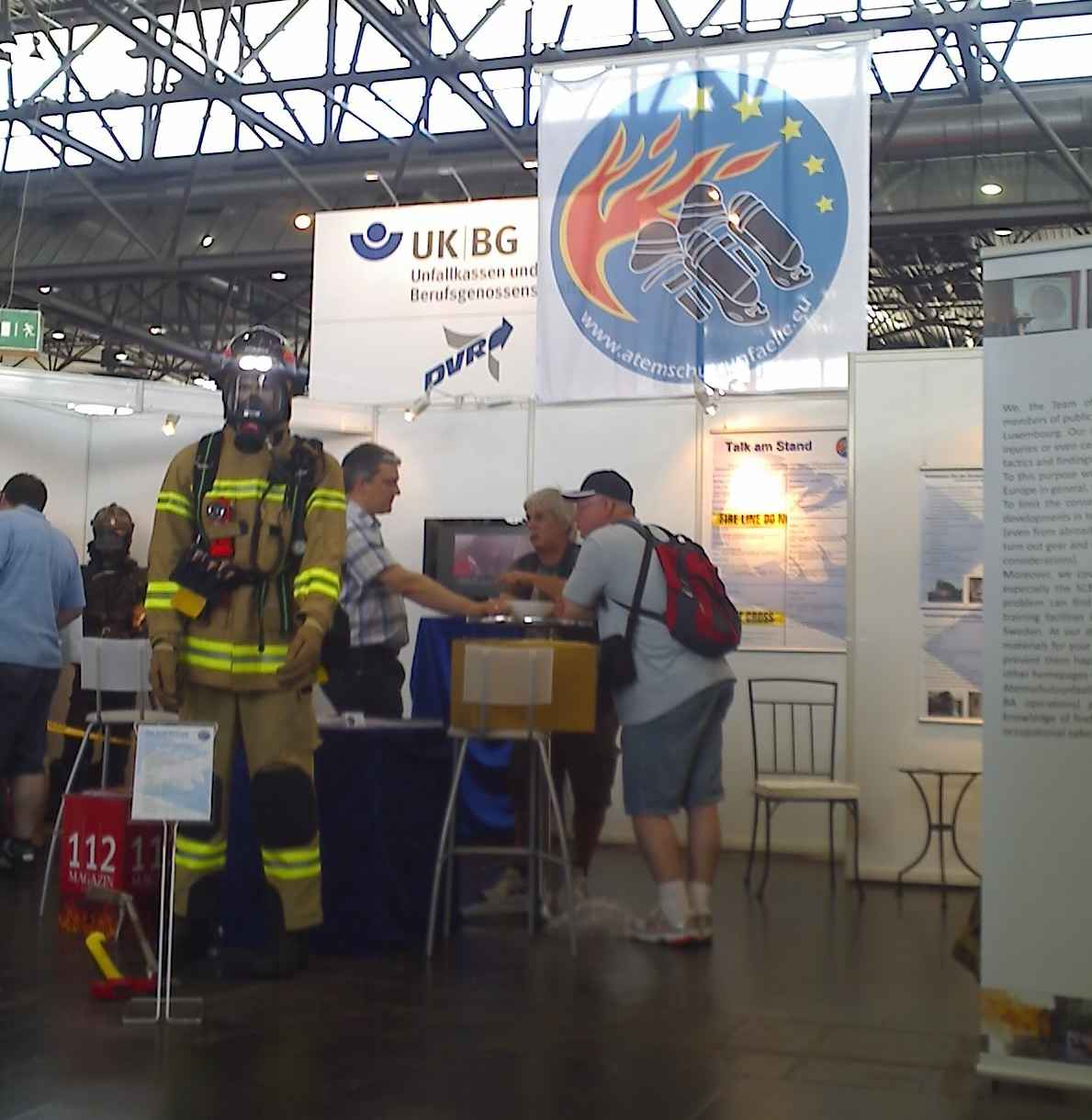 Interschutz 2010 in Leipzig